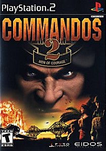 Commandos 2: Men of Courage Game - PlayStation 2 (PS2)