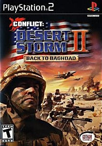 Conflict: Desert Storm II Game - PlayStation 2 (PS2)