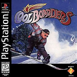 Cool Boarders Game - PlayStation 1 (PS1)