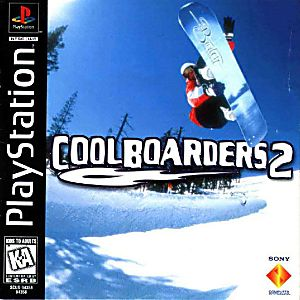 Cool Boarders 2 Game - PlayStation 1 (PS1) - Disc Only