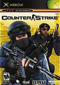 Counter Strike Game - Xbox