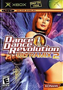 Dance Dance Revolution Ultramix 2 Game - Xbox