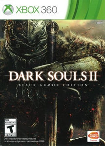Dark Souls II Black Armor Edition Game - Xbox 360