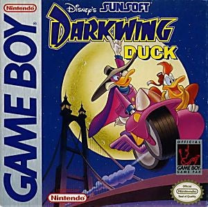 Darkwing Duck Game - Nintendo Game Boy
