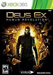 Deus Ex: Human Revolution Game - Xbox 360
