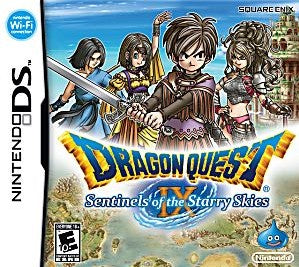 Dragon Quest IX: Sentinels of the Starry Skies Game - Nintendo DS