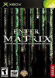 Enter the Matrix Game - Xbox