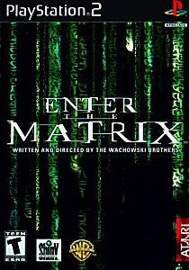 Enter the Matrix Game - PlayStation 2 (PS2)