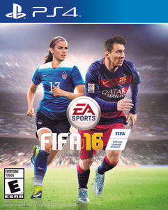 FIFA 16 Game - PlayStation 4 (PS4)