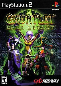 Gauntlet Dark Legacy Game - PlayStation 2 (PS2)