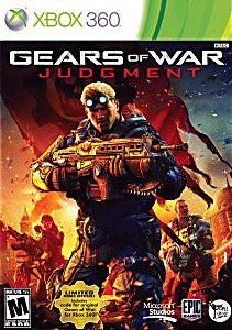Gears of War: Judgment Game - Xbox 360