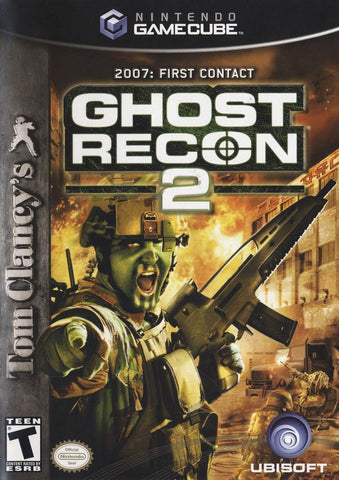 Ghost Recon 2 Game - Nintendo GameCube - Disc Only