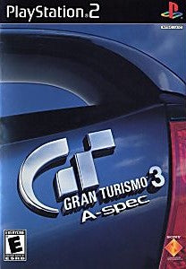 Gran Turismo 3: A-Spec Game - PlayStation 2 (PS2)
