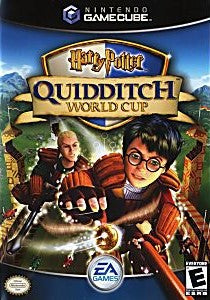 Harry Potter Quidditch World Cup Game - Nintendo GameCube - Disc Only