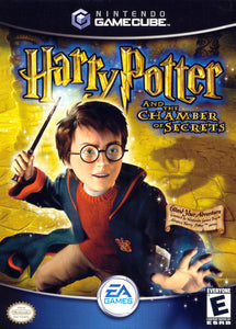 Harry Potter and the Chamber of Secrets Game - Nintendo GameCube - Disc Only