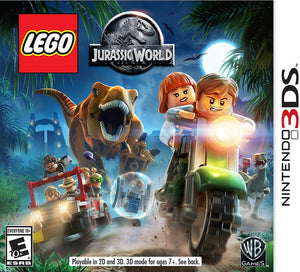 Lego Jurassic World Game - Nintendo 3DS - Game Only