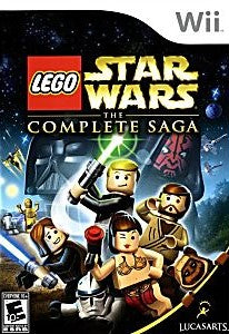 Lego Star Wars: The Complete Saga Game - Nintendo Wii