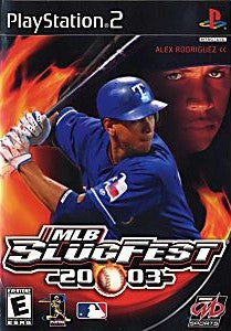 MLB Slugfest 2003 Game - PlayStation 2 (PS2)