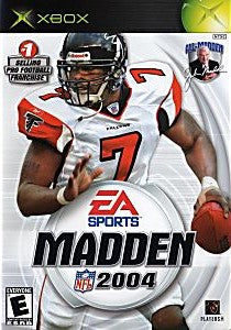 Madden NFL 2004 Game - Xbox