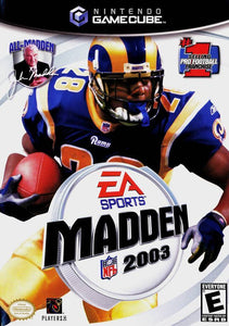 Madden NFL 2003 Game - Nintendo GameCube - Disc Only
