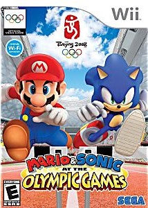 Mario & Sonic at the Olympic Games - Nintendo Wii
