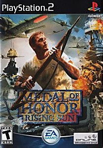 Medal of Honor: Rising Sun Game - PlayStation 2 (PS2)