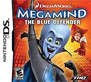 MegaMind: The Blue Defender Game - Nintendo DS