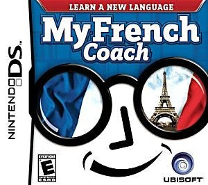 My French Coach Game - Nintendo DS - Game Only