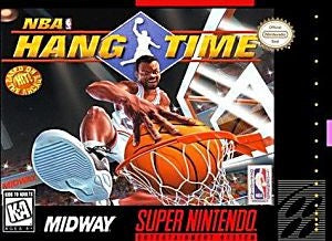 NBA Hang Time Game - Super Nintendo (SNES)