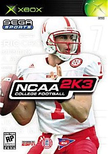 NCAA College Football 2K3 Game - Xbox