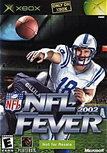 NFL Fever 2002 Game - Xbox