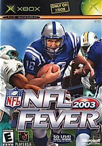 NFL Fever 2003 Game - Xbox