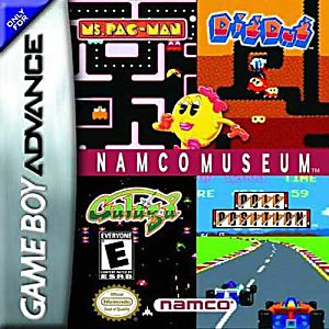 Namco Museum Game - Nintendo Game Boy Advance