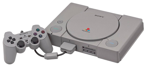 PlayStation 1 (PS1) Console Bundle with 1 Analog Controller
