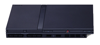 PlayStation 2 (PS2) Thin Console