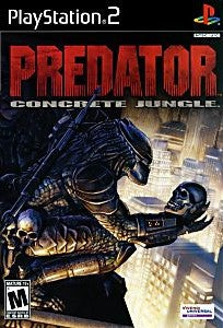 Predator: Concrete Jungle Game - PlayStation 2 (PS2)