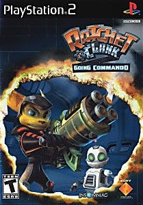 Ratchet & Clank: Going Commando Game - PlayStation 2 (PS2)