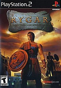 Rygar: The Legendary Adventure Game - PlayStation 2 (PS2)