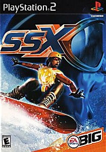 SSX Game - PlayStation 2 (PS2)