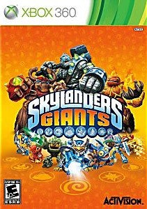 Skylanders Giants Game - Xbox 360