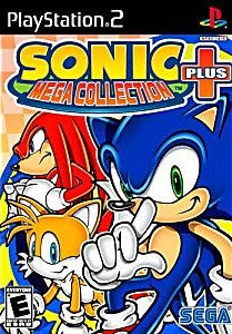 Sonic Mega Collection Plus Game - PlayStation 2 (PS2)