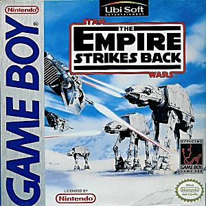 Star Wars: The Empire Strikes Back Game - Nintendo Game Boy