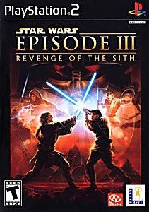 Star Wars: Episode III – Revenge of the Sith Game - PlayStation 2 (PS2)