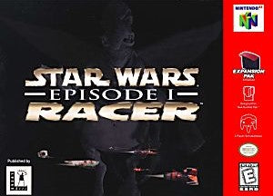 Star Wars Episode I: Racer Game - Nintendo 64 (N64)