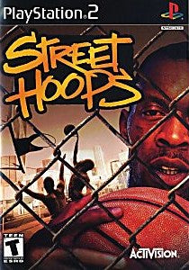 Street Hoops Game - PlayStation 2 (PS2)