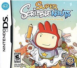 Super Scribblenauts Game - Nintendo DS