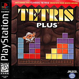 Tetris Plus Game - PlayStation 1 (PS1) - Disc Only