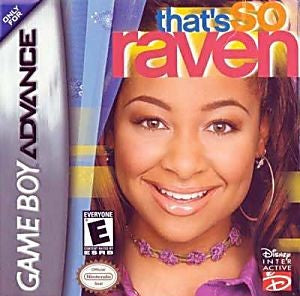 Disney's That's So Raven Game - Nintendo Game Boy Advance