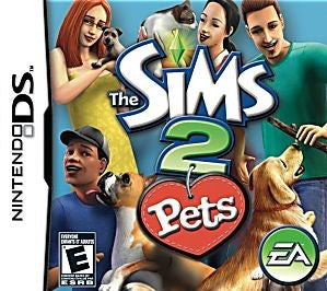 The Sims 2: Pets Game - Nintendo DS
