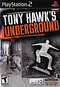 Tony Hawk's Underground Game - PlayStation 2 (PS2) - Disc Only